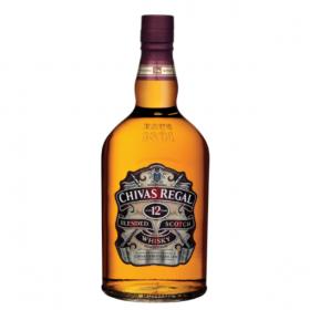 Whisky Chivas Regal 12 750ml Licoreria247