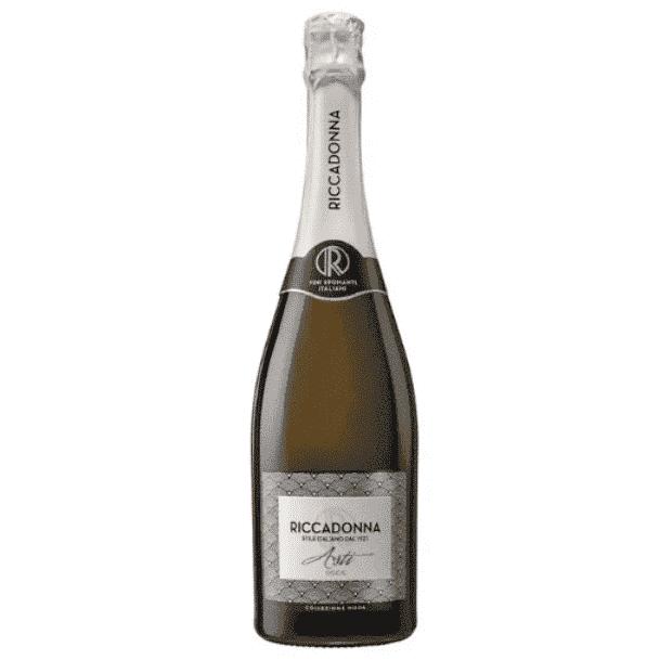 Espumante Riccadonna Asti Botella de 750 ml