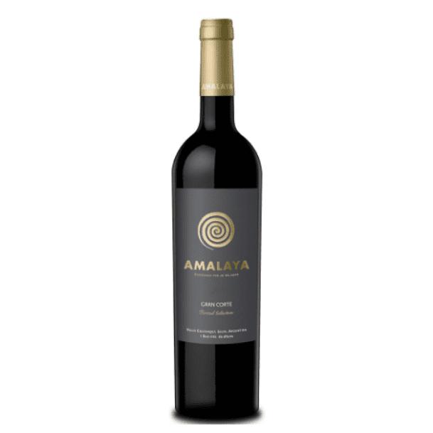 VINO TINTO AMALAYA MALBEC GRAN CORTE TINTO Botella de 750ml